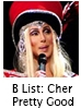 Cher rating B