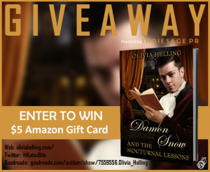 Damon Snow CR Giveaway Graphic