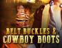 Belt Buckles & CowboyBoots