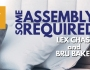 Some Assembly Required Blog Tour andGiveaway